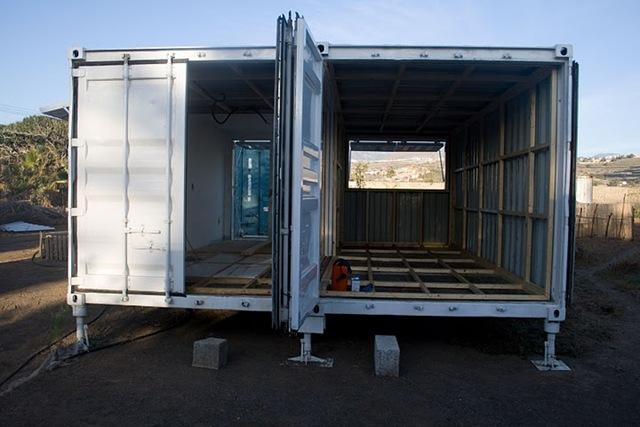 Consejos para hacer una vivienda con contenedores o - Viviendas con contenedores ...