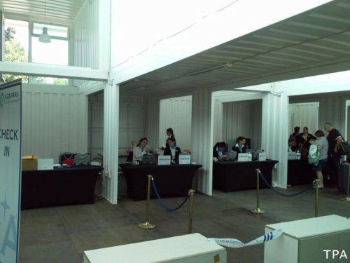 Terminal de Cruceros Sevilla TPA 001