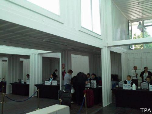 Terminal de Cruceros Sevilla TPA 007