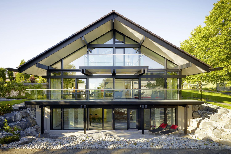 huf haus casas prefabricadas con calidad alemana numeriza. Black Bedroom Furniture Sets. Home Design Ideas