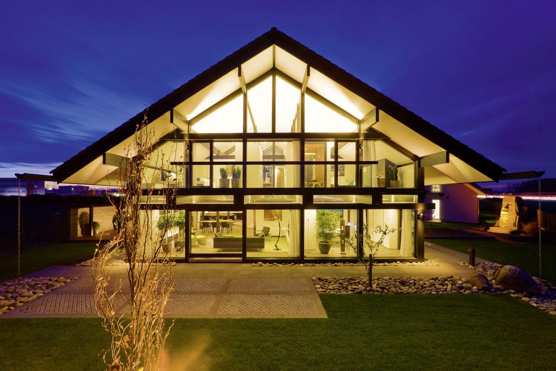 Huf haus casas prefabricadas con calidad alemana - Casas prefabricadas calidad ...