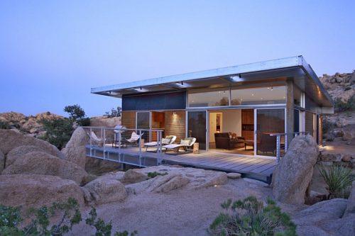 Rock Reach House by Blue Sky Homes